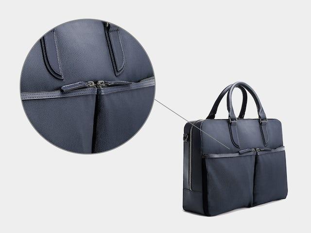 Practical external pockets