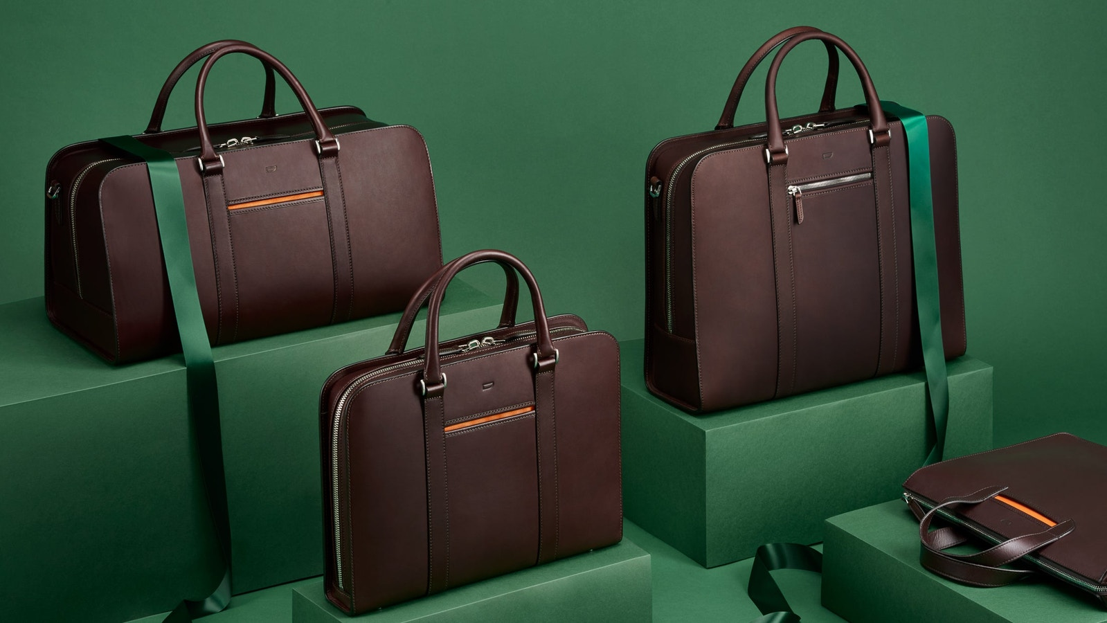 Chocolate Palissy Bags