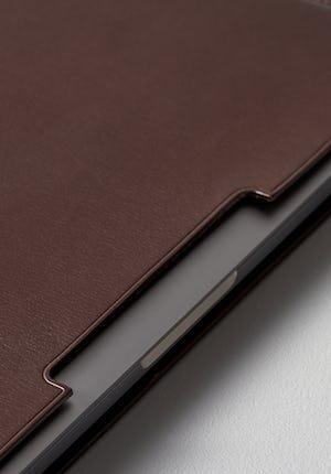 Walton MacBook 13 Leather MacBook Air | Pro 13 sleeve