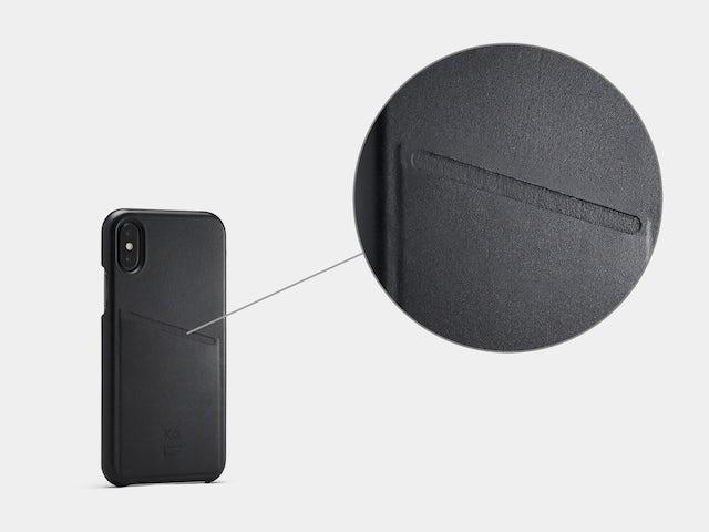 Quick access pocket