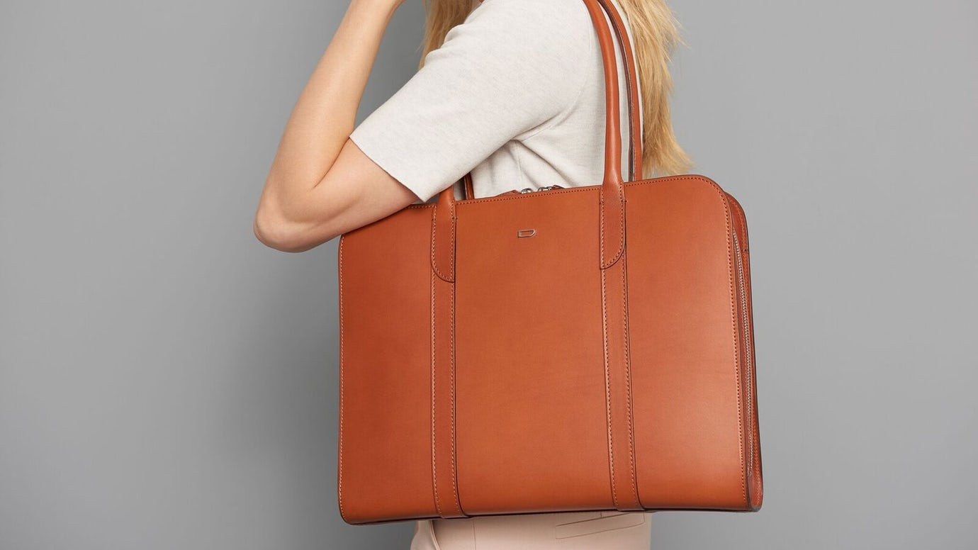 9cad08a6e15 Penton Women's Leather Briefcase | Carl Friedrik™