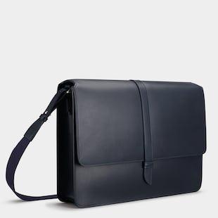 65d0a7e2195 Men's Messenger Bags – Full grain leather | Carl Friedrik™